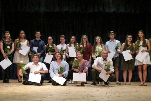Abiturklasse 2019 Freie Waldorfschule Hildesheim
